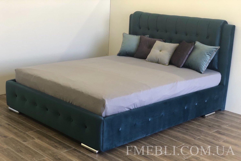 Ліжко Беатріс з підйомним механізмом + Відеоогляд 5