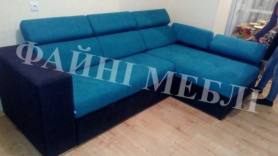 Кутовий диван Мона + Відеоогляд 24