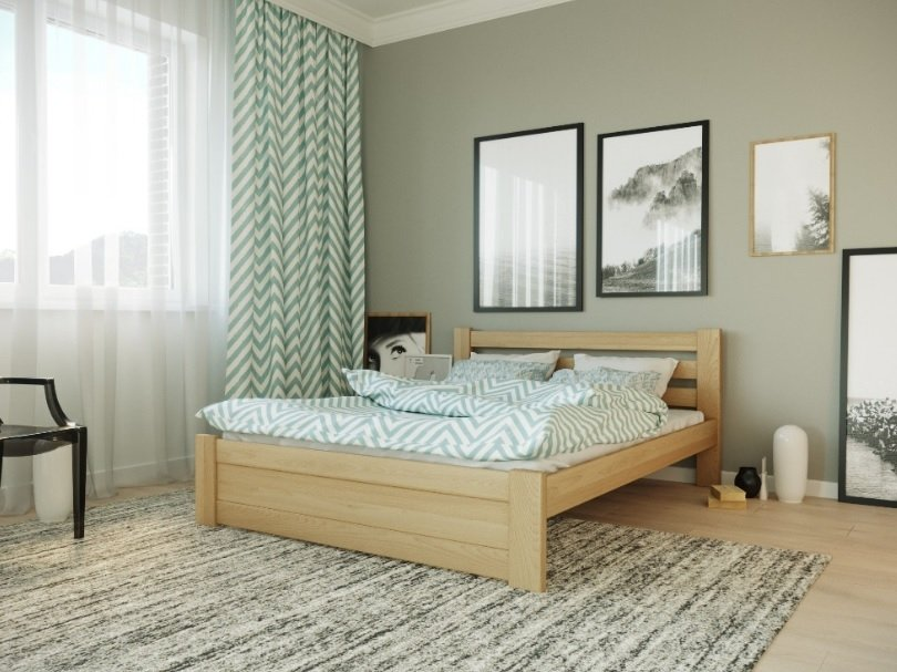 Кровать Жасмин Лев 7