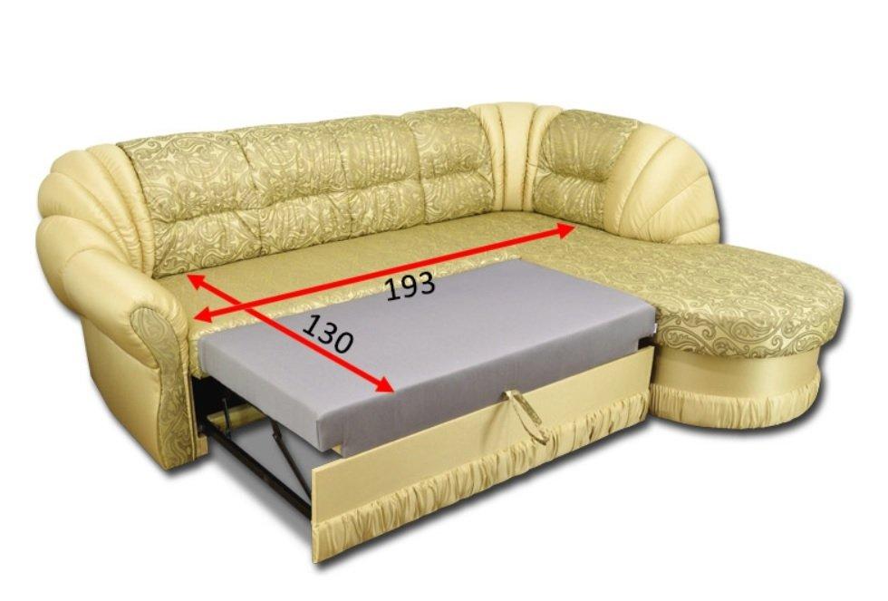 Кутовий диван Посейдон 2