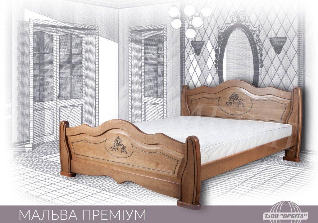 Кровать Мальва Премиум 12