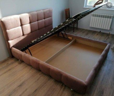 Ліжко Престиж з підйомним механізмом 7
