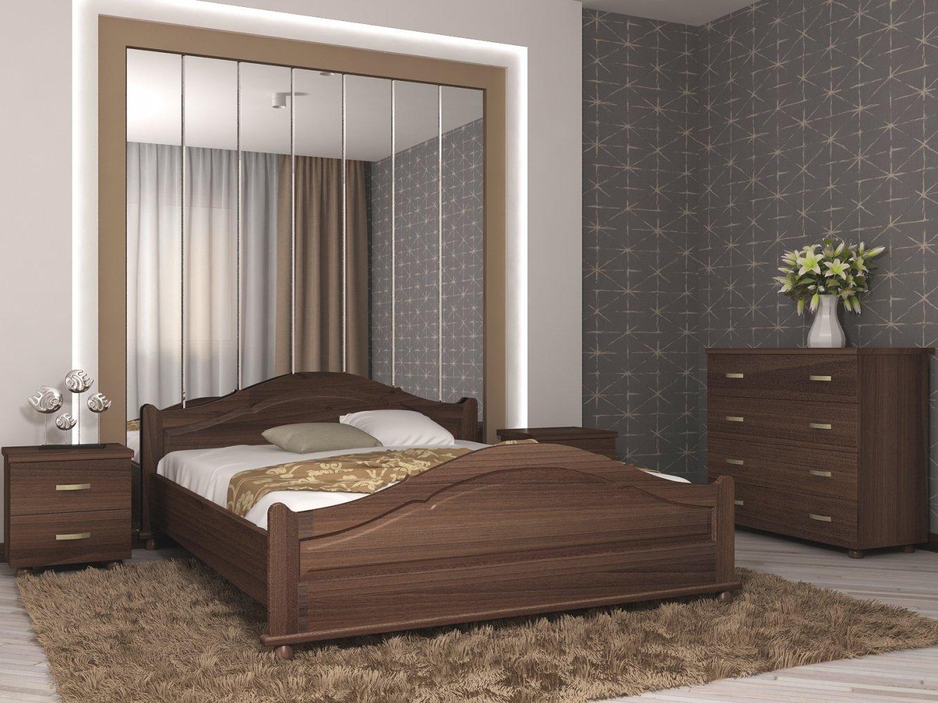 Ліжко Орхідея 2
