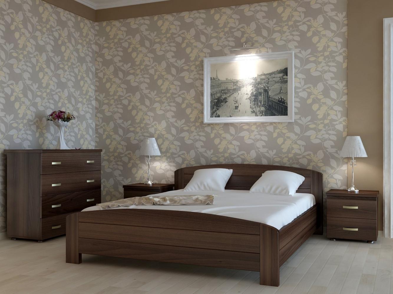 Ліжко Класика 6