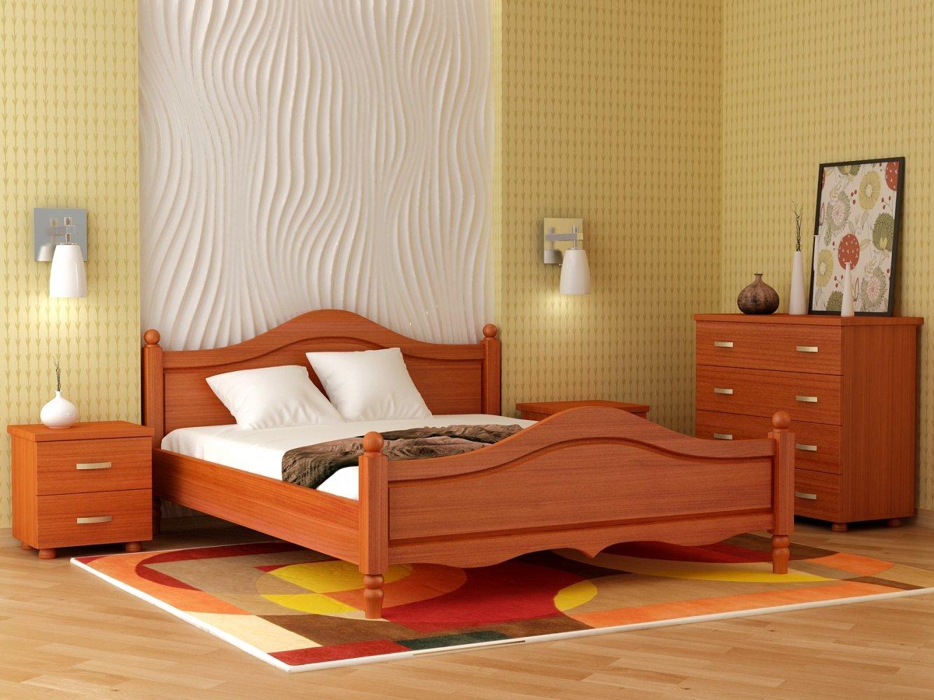 Кровать Лаванда 6