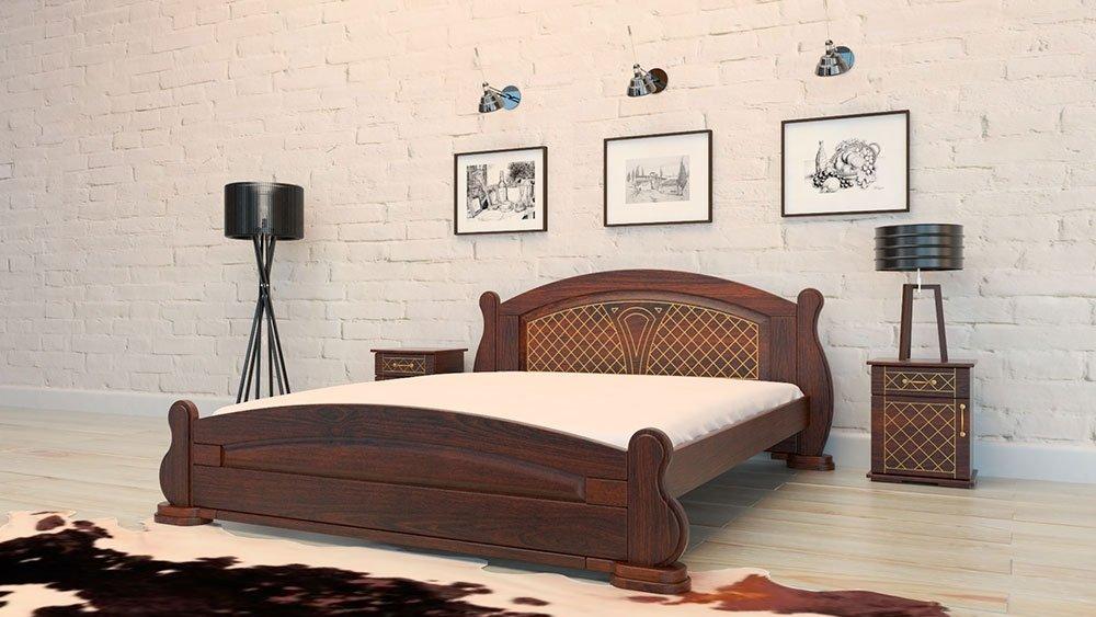 Ліжко Женева Преміум 9