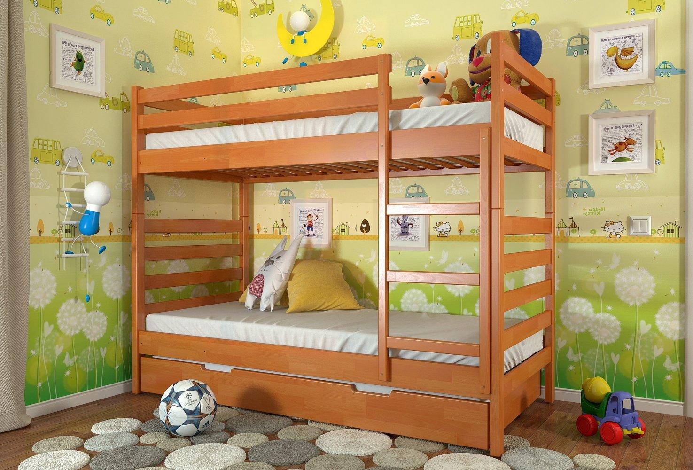 Двоярусне ліжко Ріо 2