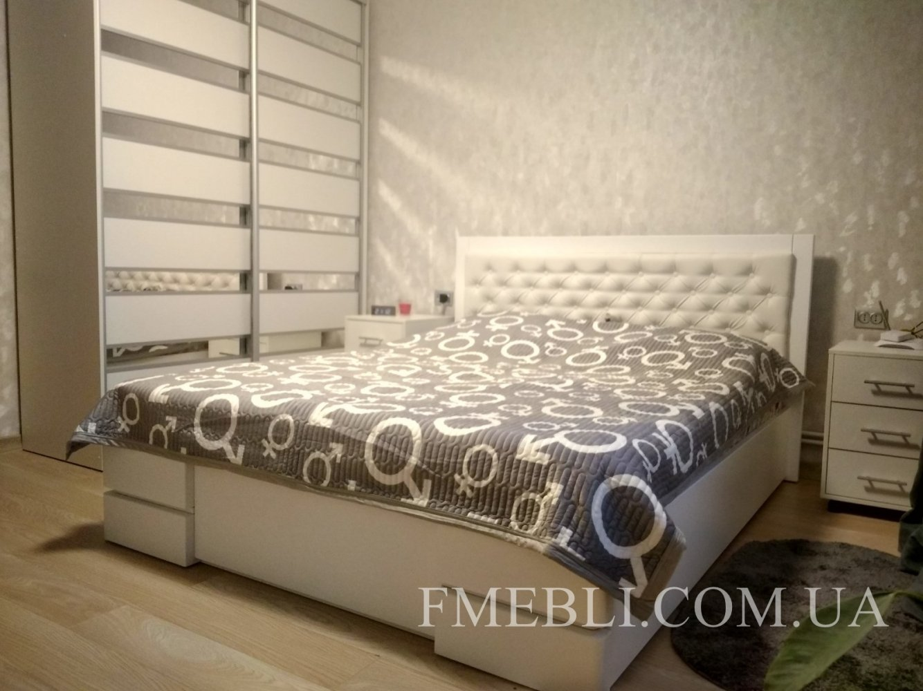 Ліжко Регіна Люкс 4