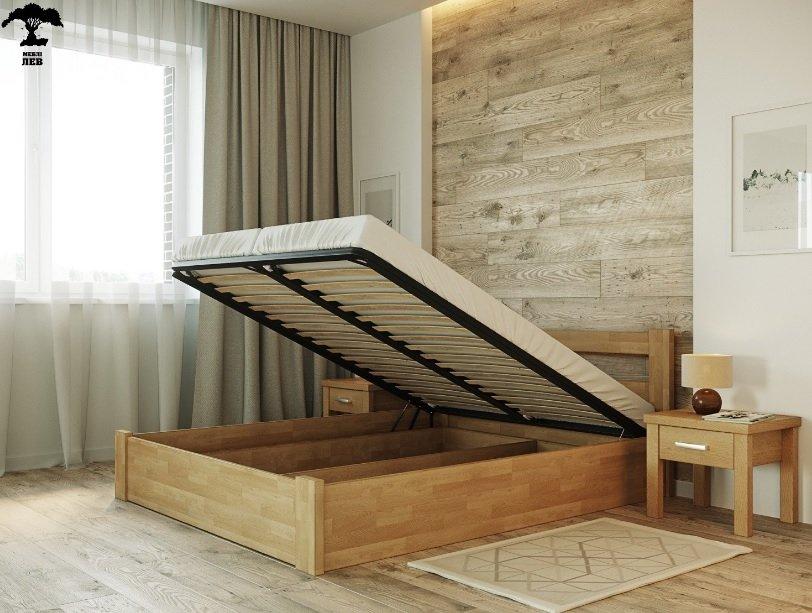 Кровать Афина Нова с механизмом 0