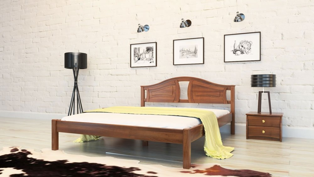 Ліжко Італія ( тверда спинка) 5