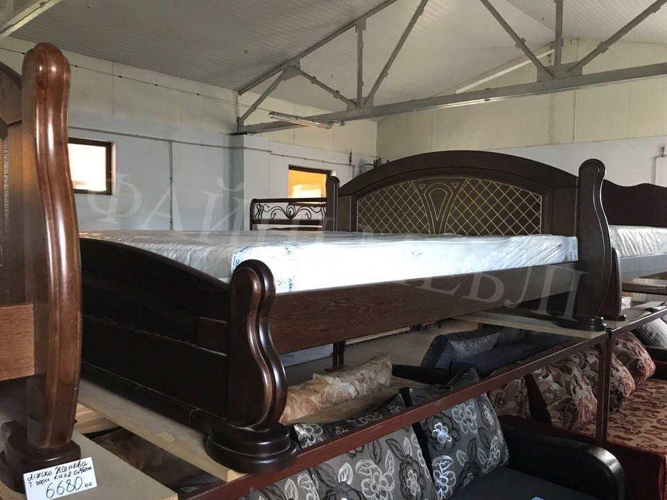 Ліжко Женева Преміум 8