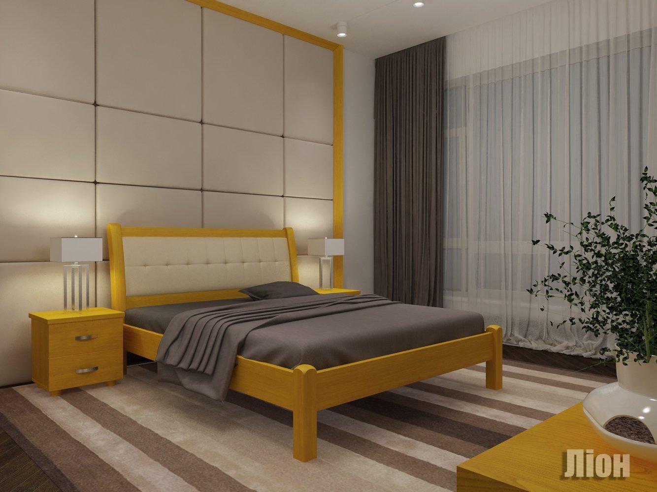 Кровать Лион + Подъемник 4