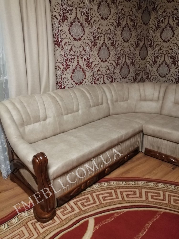 Угловой диван Шик 10