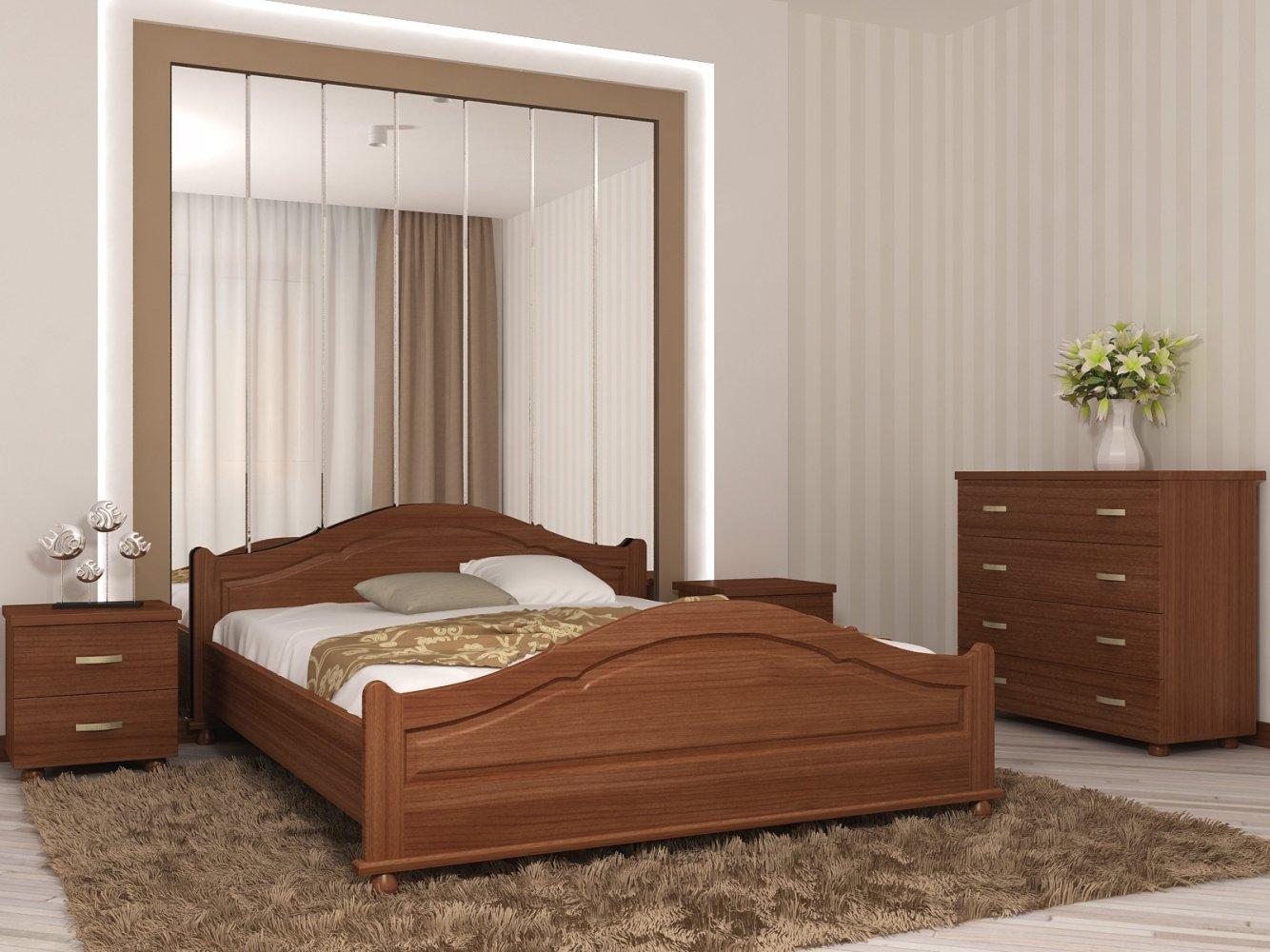 Ліжко Орхідея 5