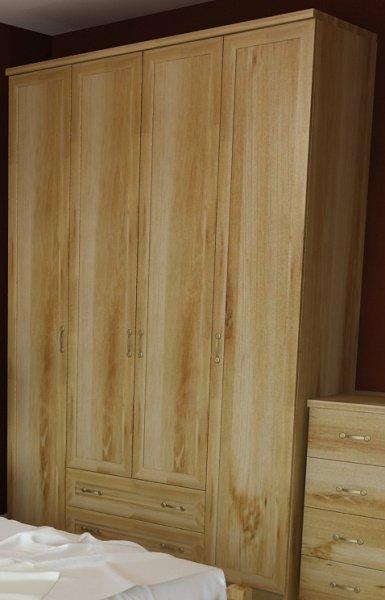 Шкаф из дерева Явито 1