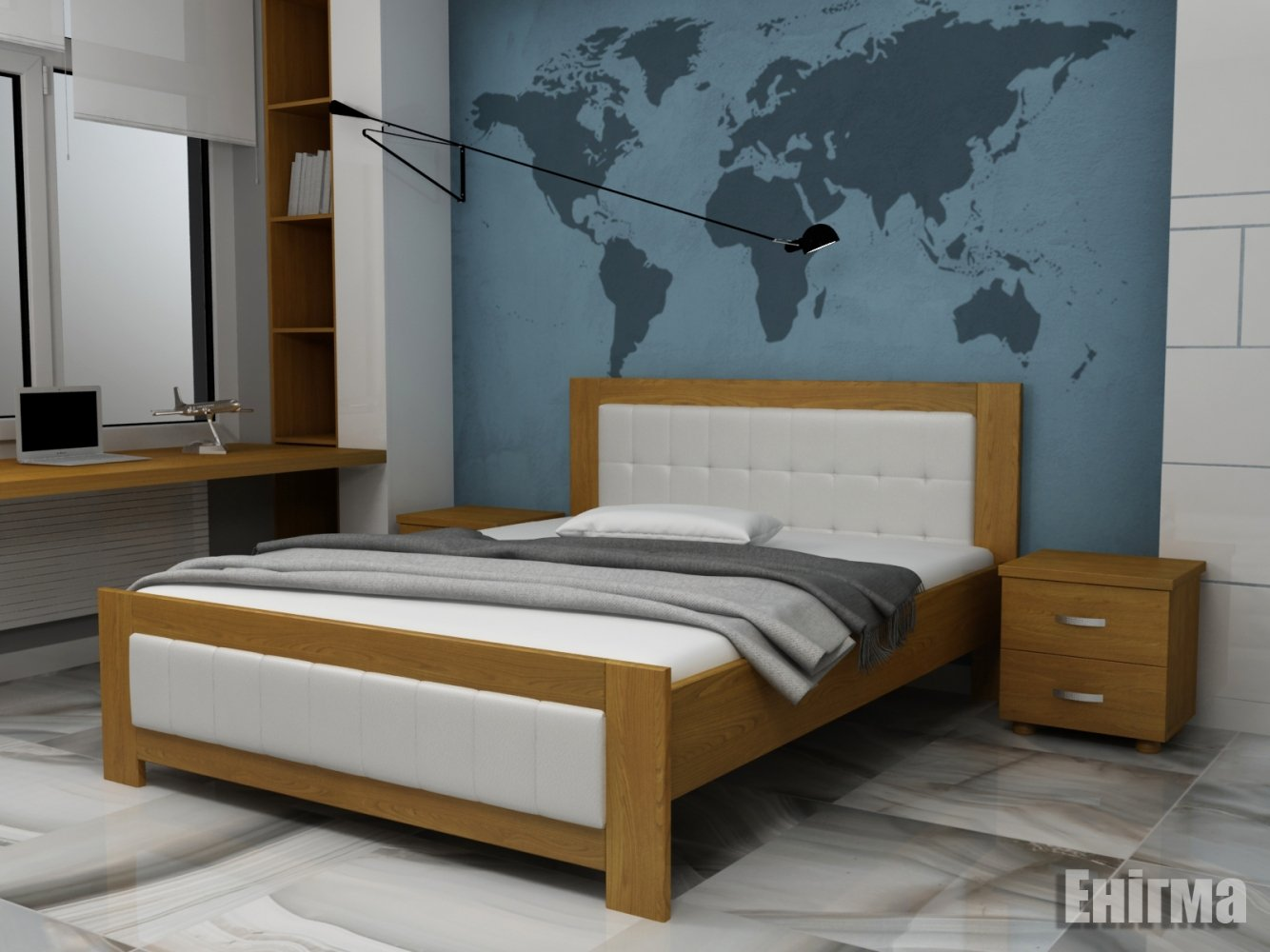 Кровать Енигма 16