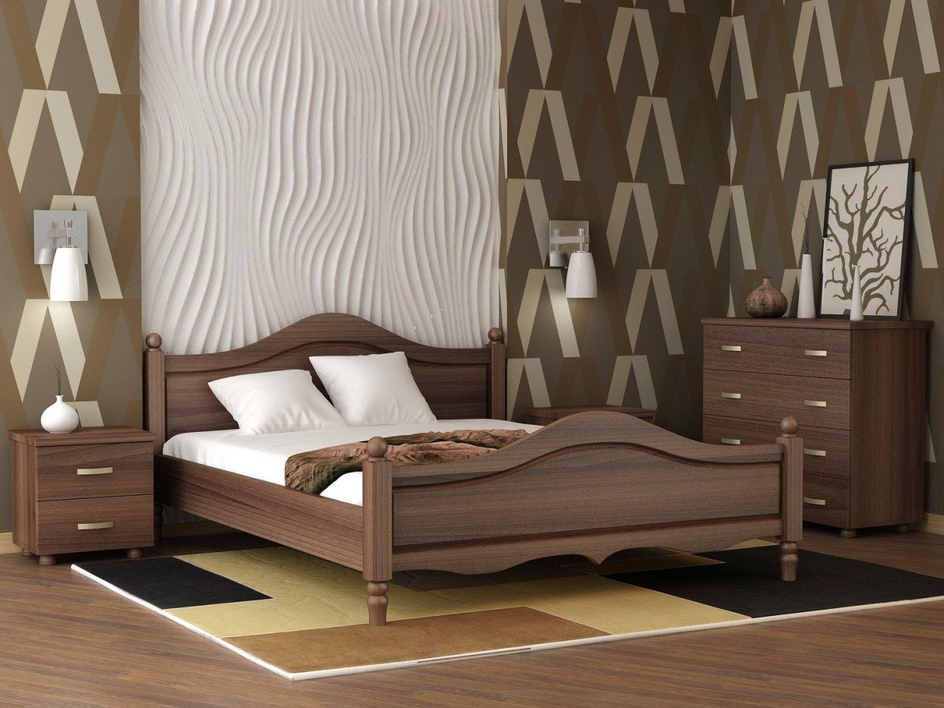 Кровать Лаванда 5