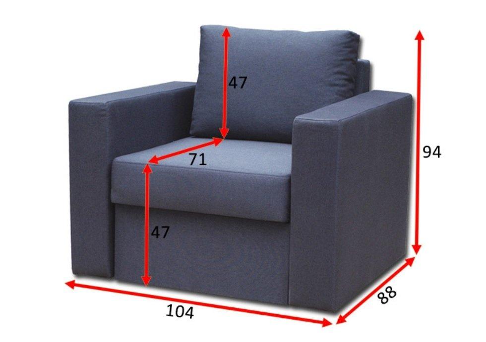 Крісло Чікаго А 3