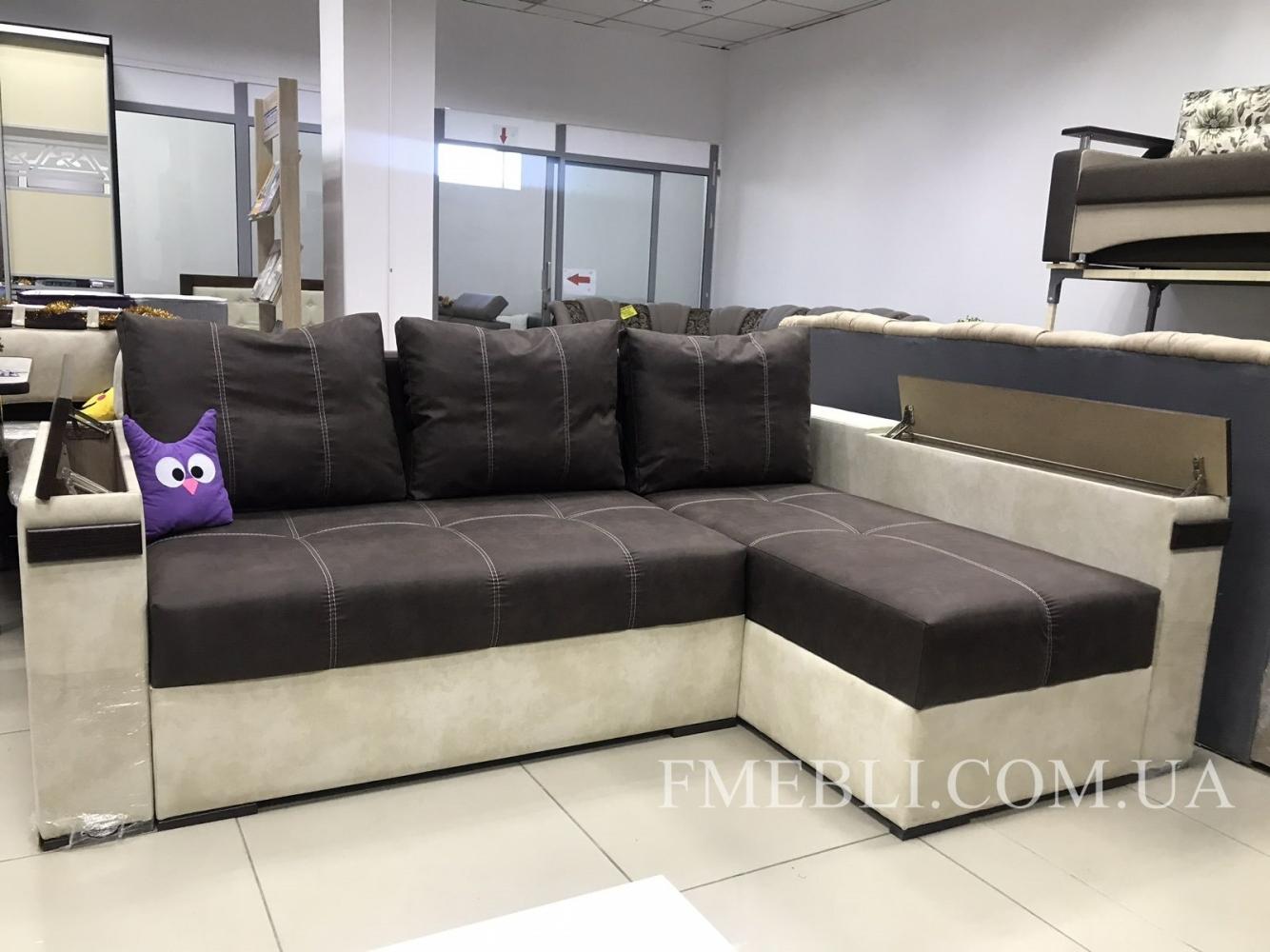 Кутовий диван Легінь 2 +Відеоогляд 7