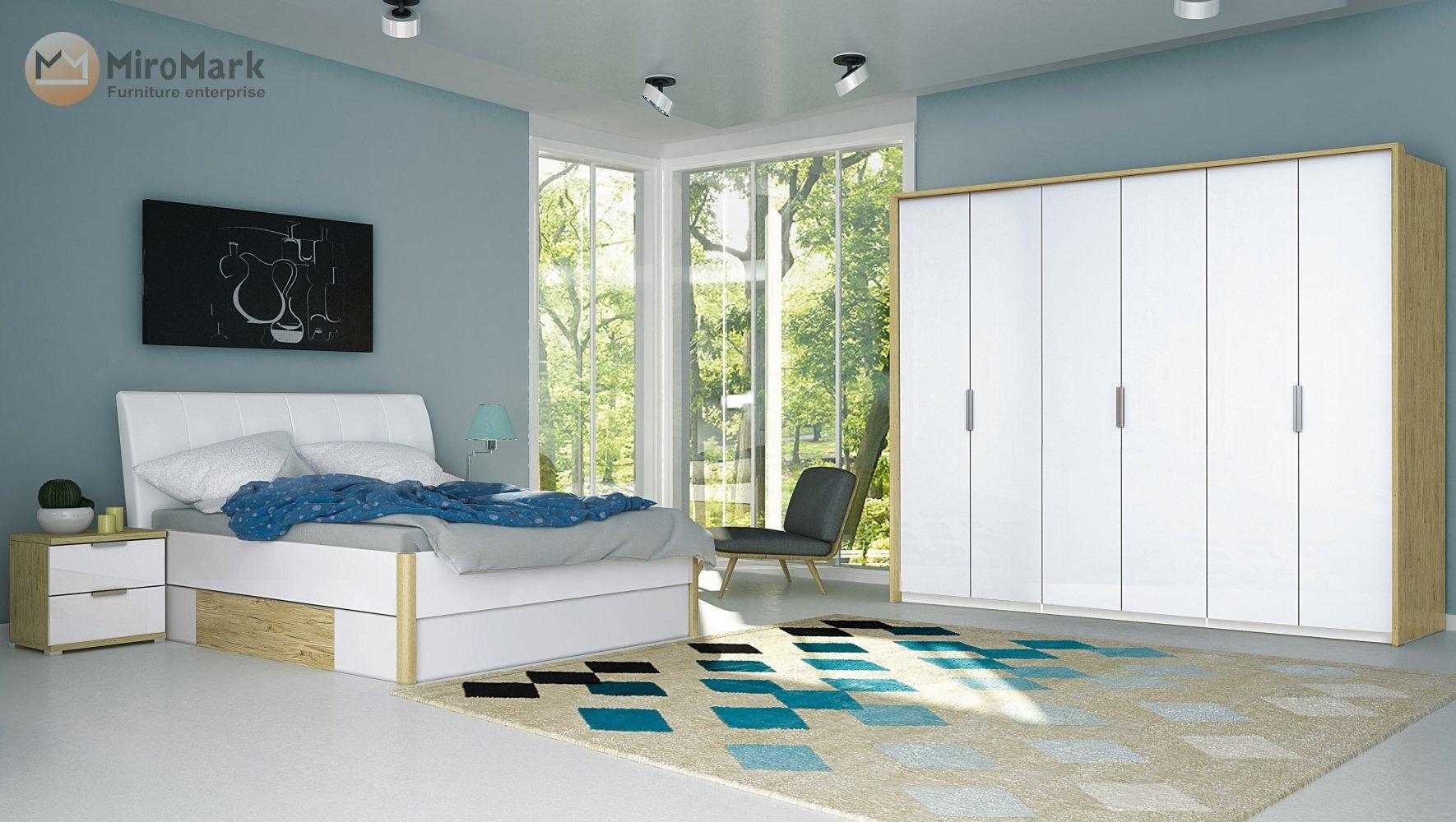 Модульна спальня Флоренція 1