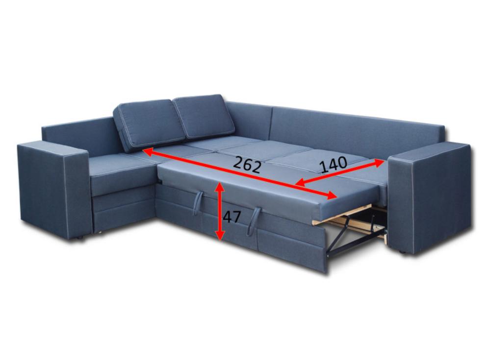 Угловой диван Аскольд 32-В 3