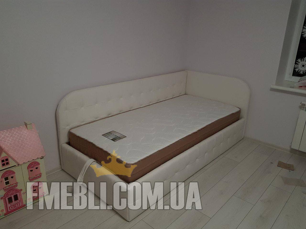 Ліжко Флора з підйомним механізмом 0