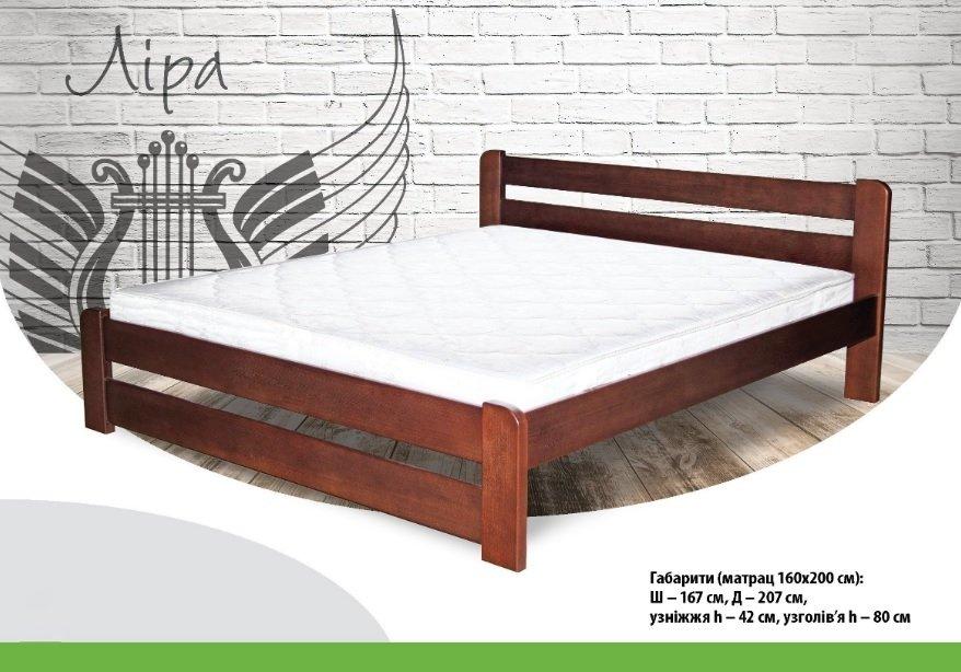 Кровать Лира 1