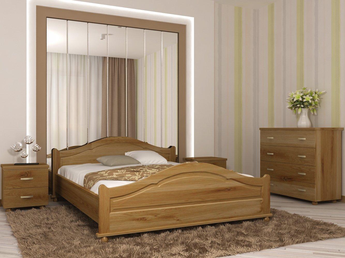 Ліжко Орхідея 1