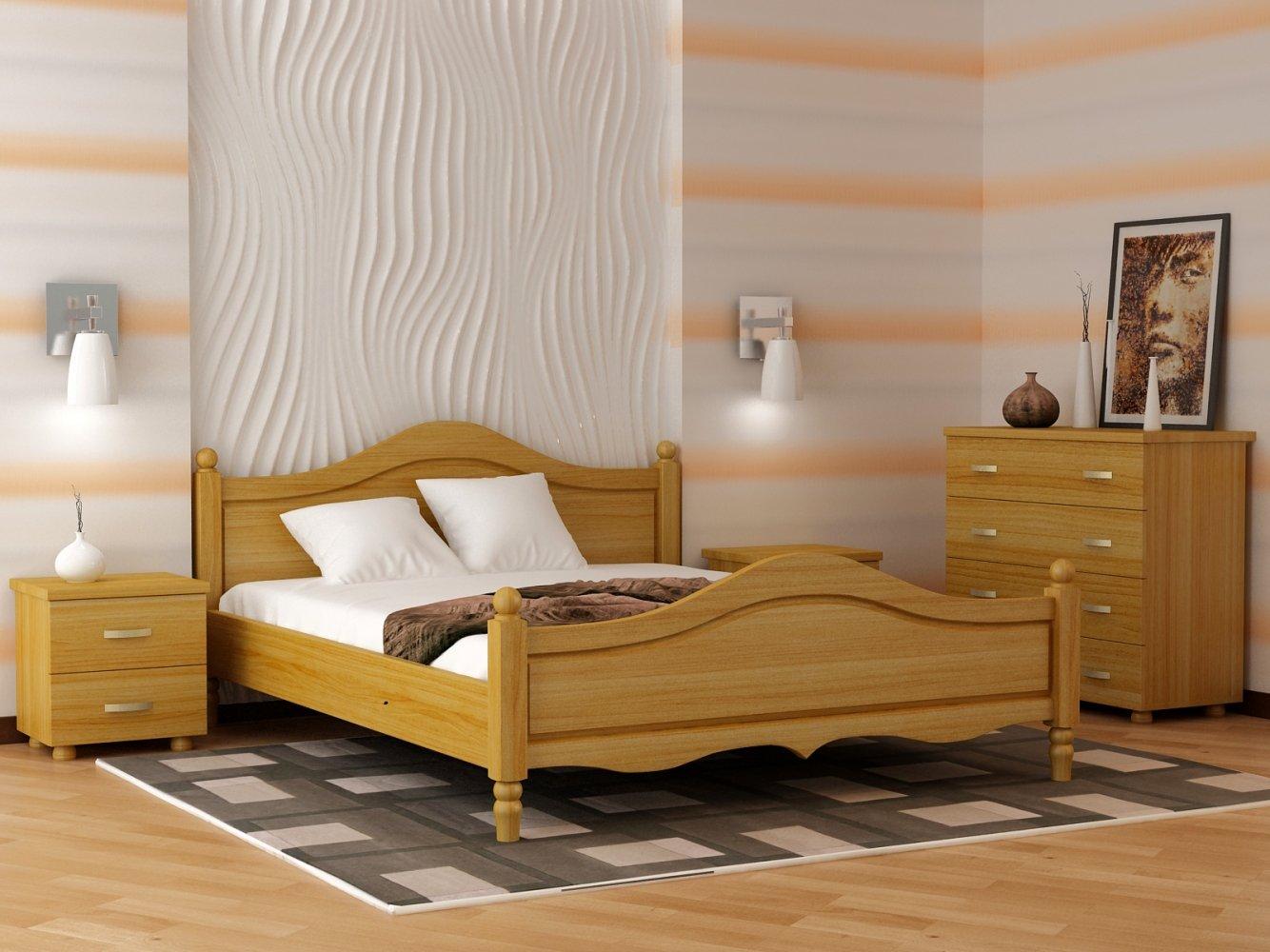 Кровать Лаванда 2