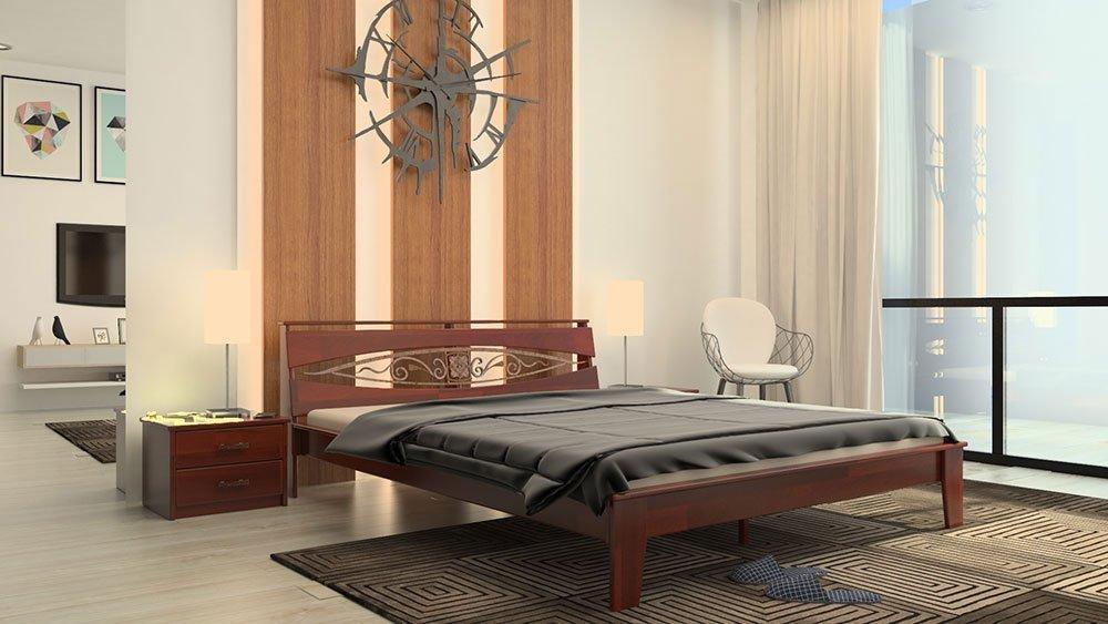 Ліжко Венеція + Ковка 7