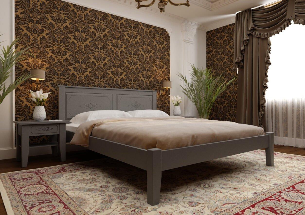 Ліжко Майя  (низьке ізніжжя) 1