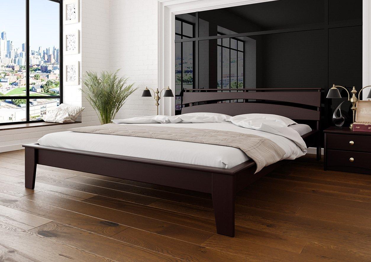 Кровать Венеция (твердая спинка) 4