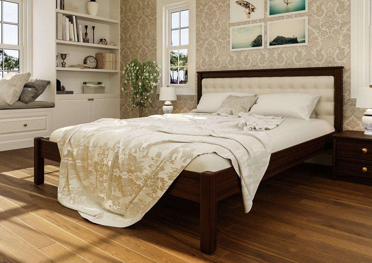 Ліжко Модерн + М'яка вставка 3
