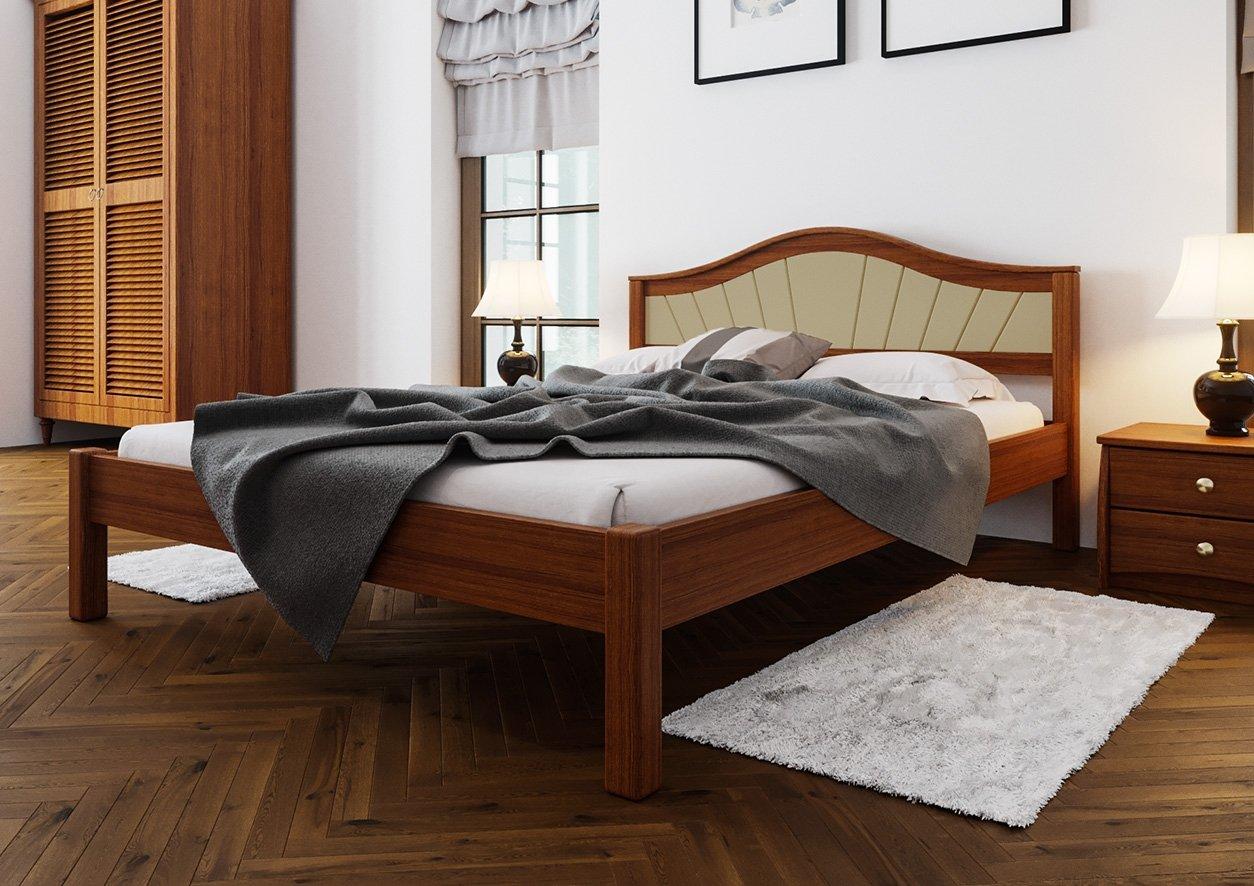Ліжко Італія + М'яка вставка 4