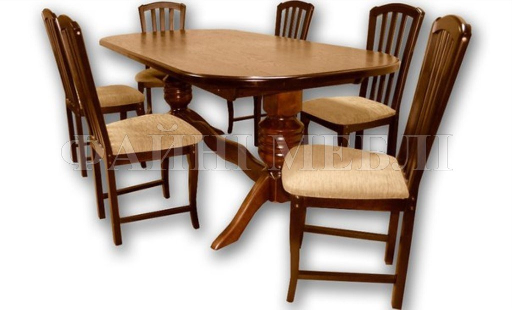 Стол обеденный Престиж 12