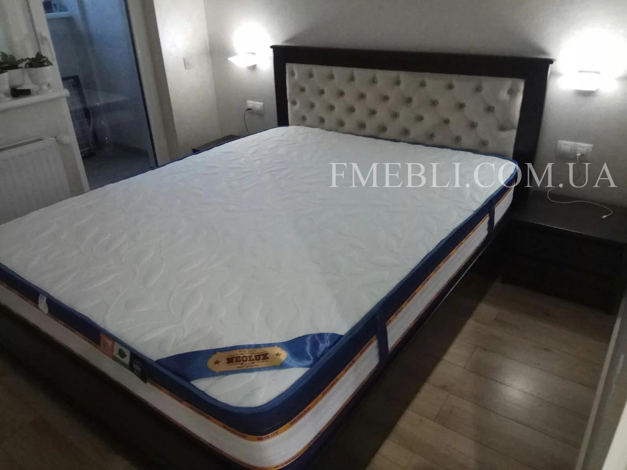 Ліжко ЛОРД М50 з механізмом ЛЕВ 3