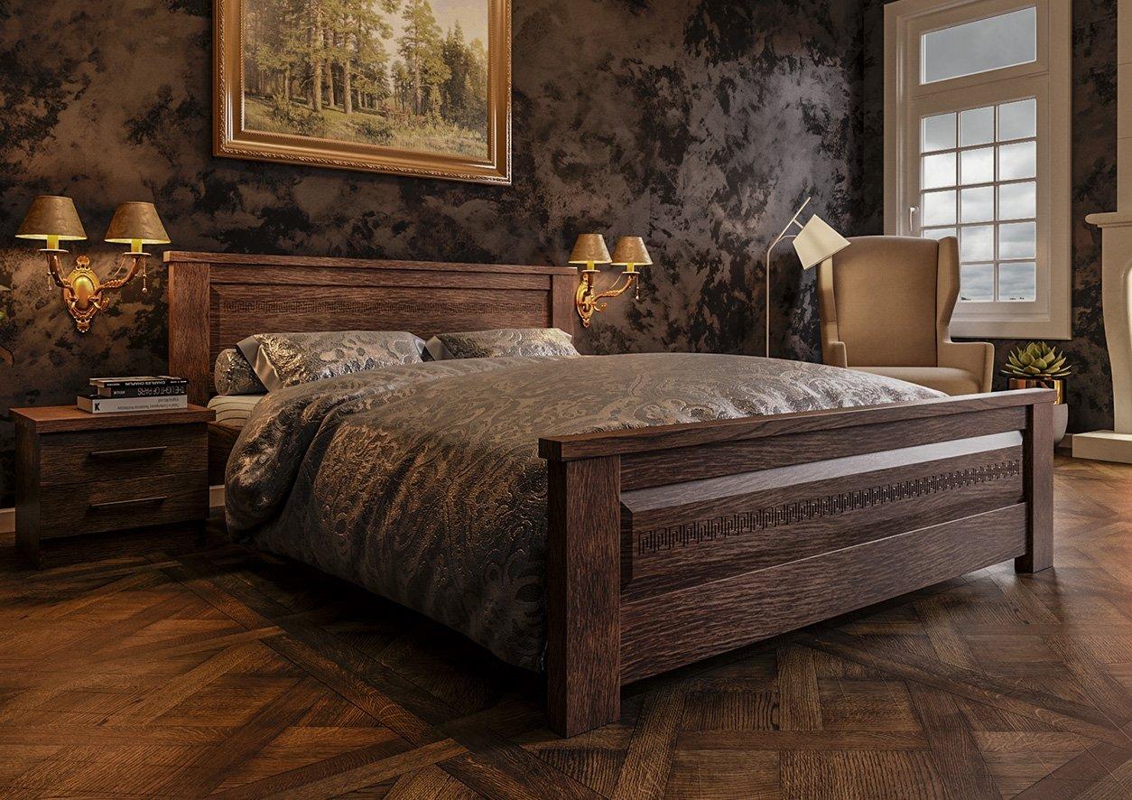 Ліжко ЕЛІТ NEW 1