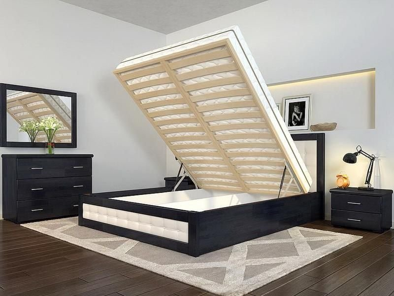 Кровать Рената Д с подъемным механизмом 8