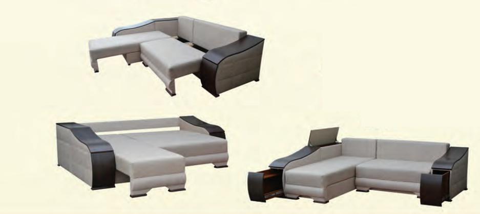 Кутовий диван Лана 7