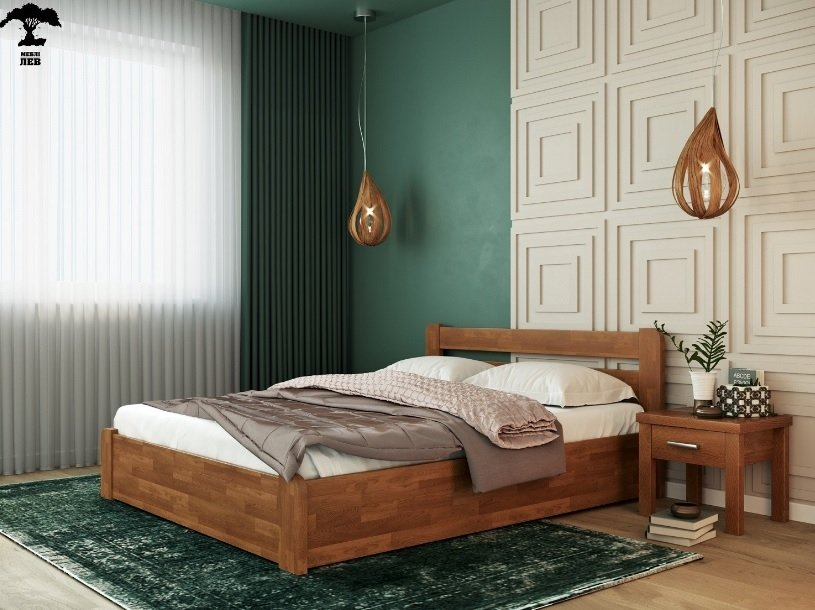 Кровать Лира с механизмом 1