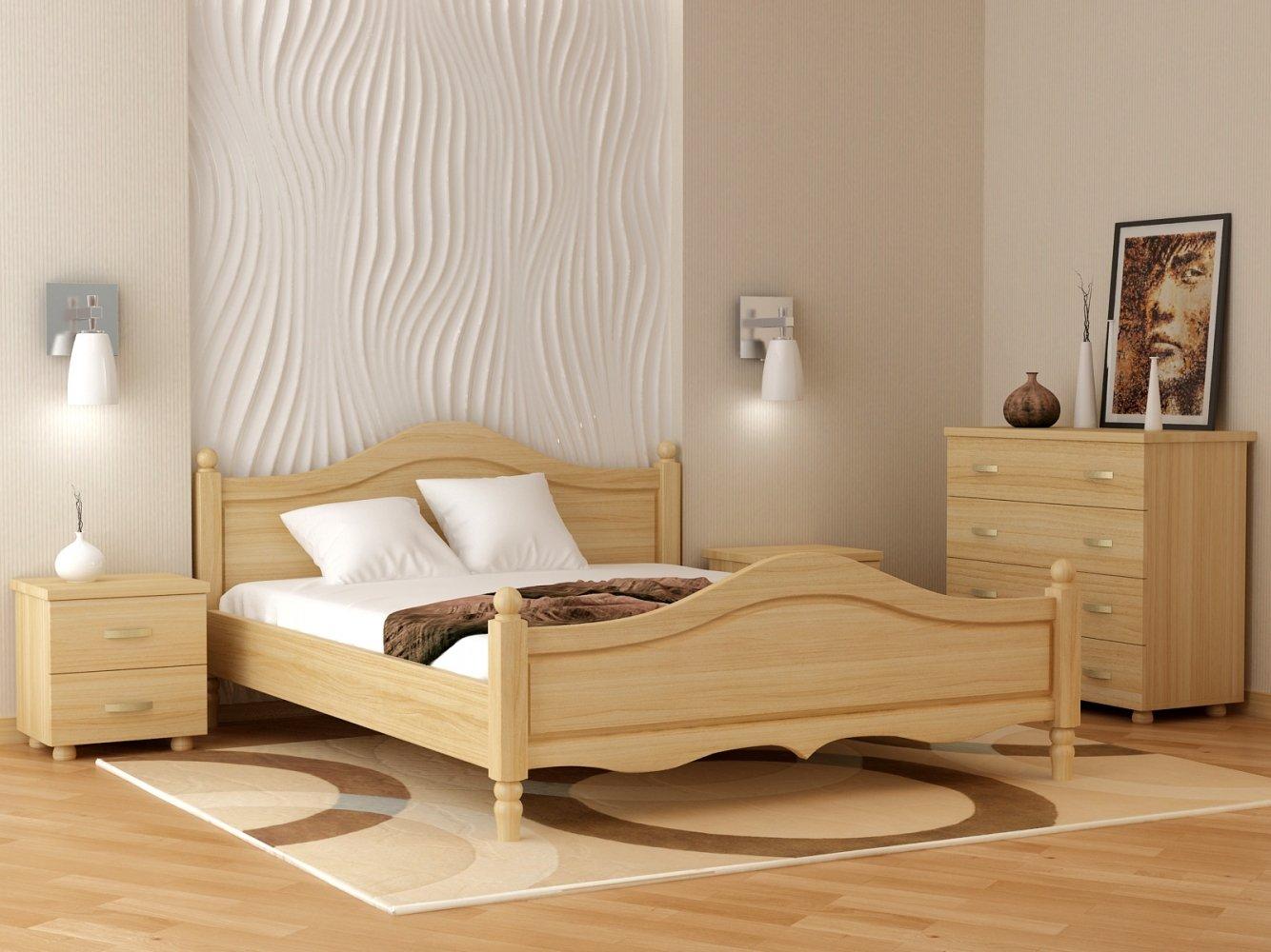 Кровать Лаванда 3