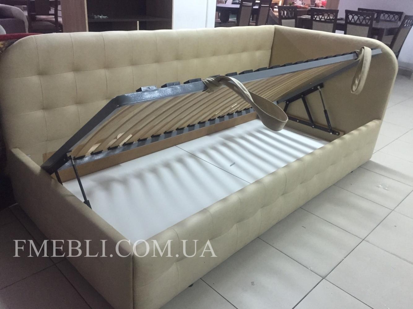 Ліжко Флора з підйомним механізмом 2