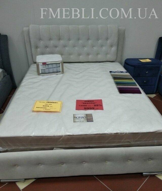 Кровать Беатрис 5