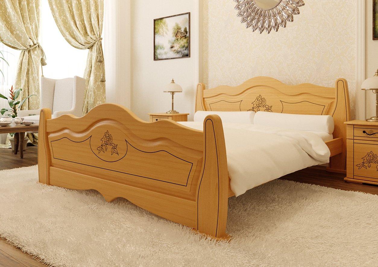 Кровать Мальва Премиум 2