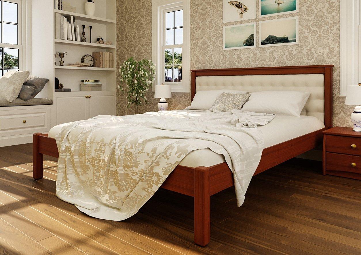 Ліжко Модерн + М'яка вставка 6