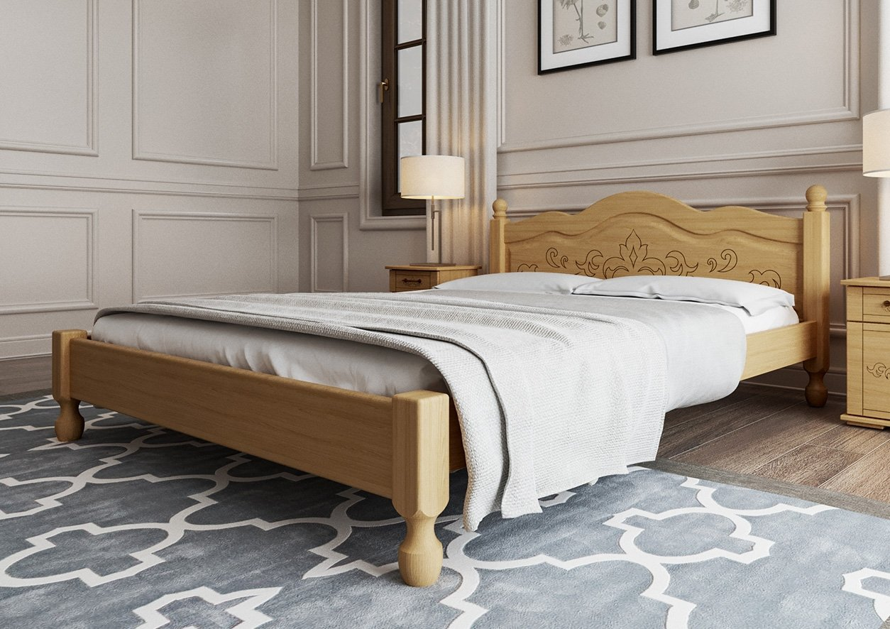 Кровать Магнолия Премиум 0