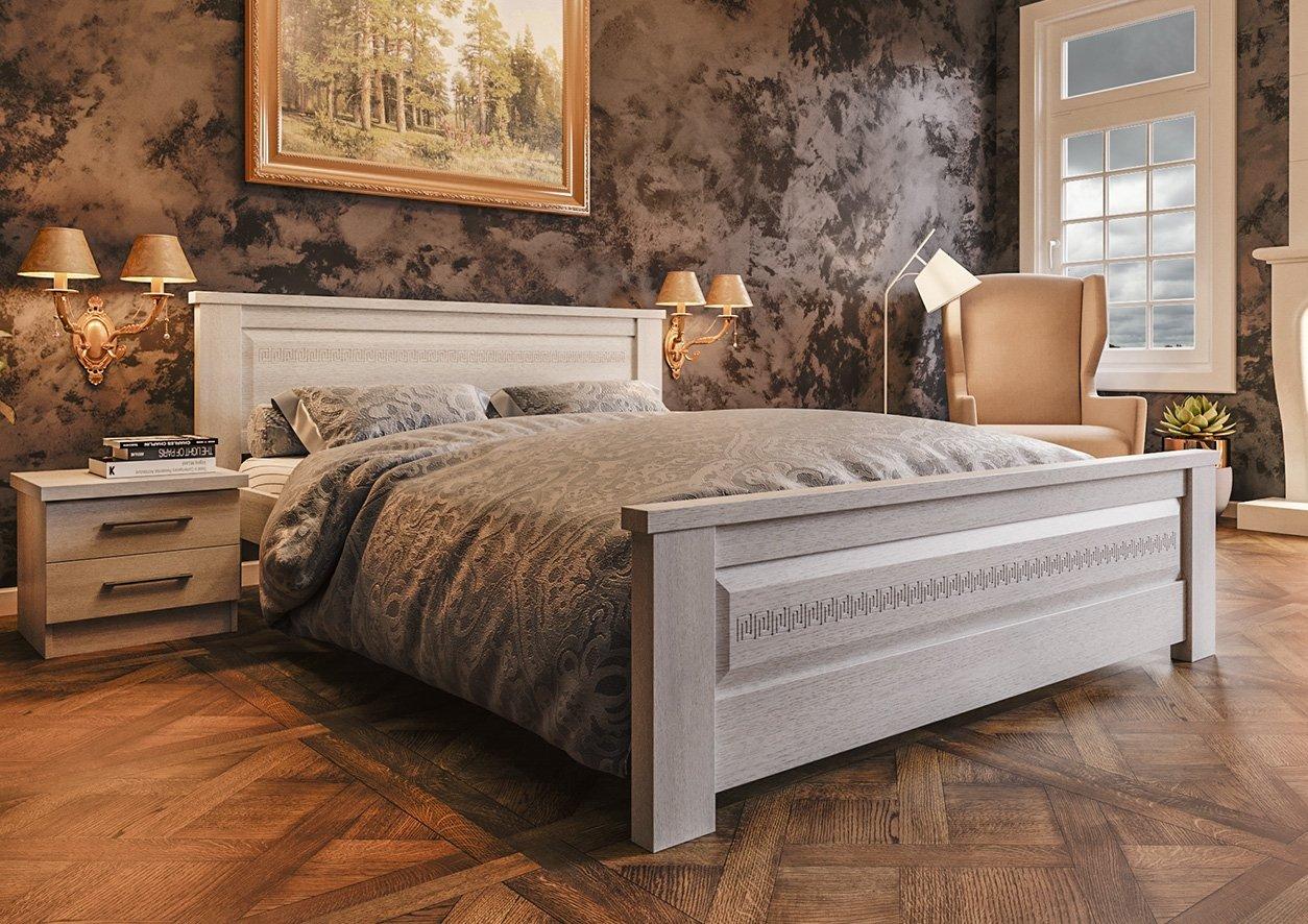 Ліжко ЕЛІТ NEW 0
