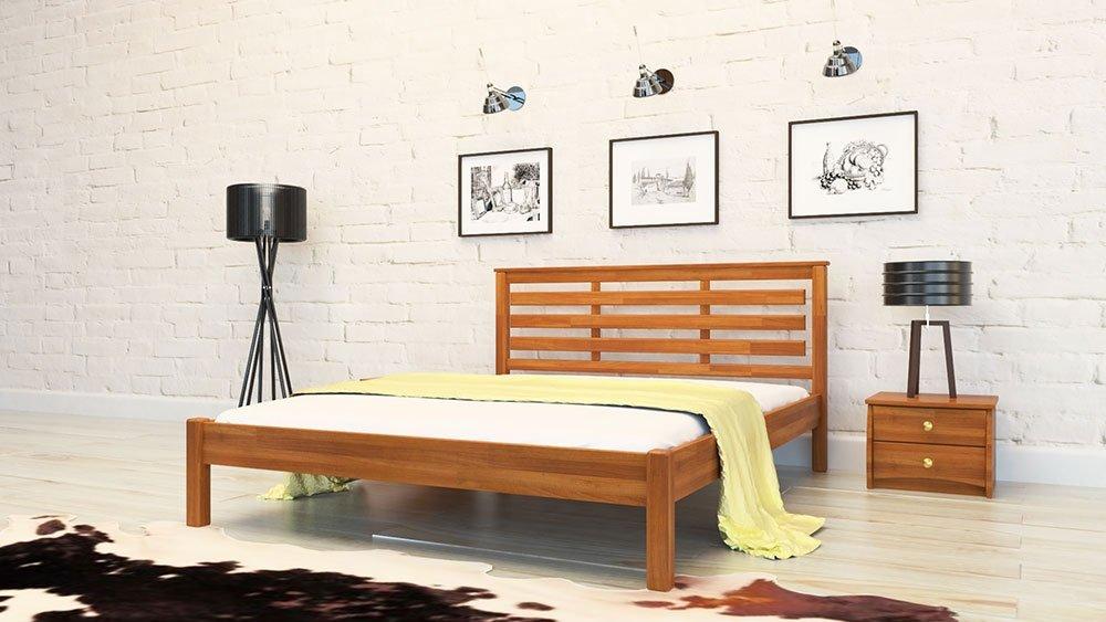 Ліжко Модерн (тверда спинка) 6