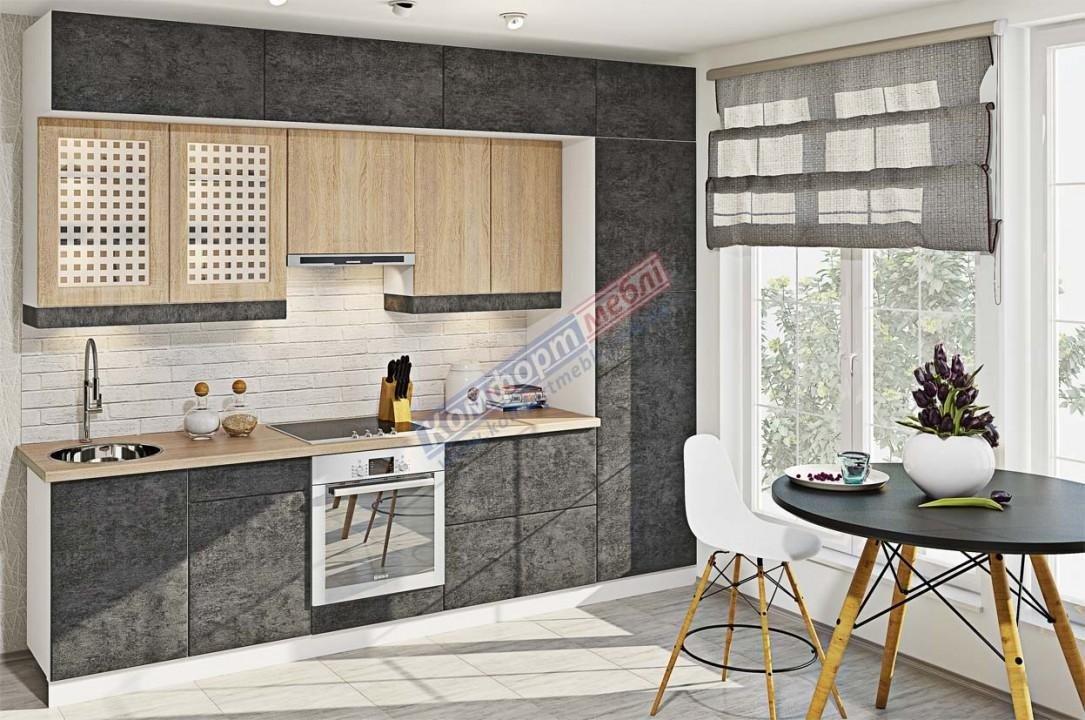 Модульна кухня Хай-тек глянець 2