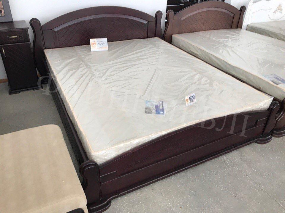 Ліжко Женева Преміум 5